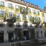 cladirea Corso Como 10, Milan
