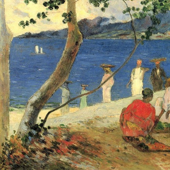 Bord de Mer II, 1887, Private collection, Paris