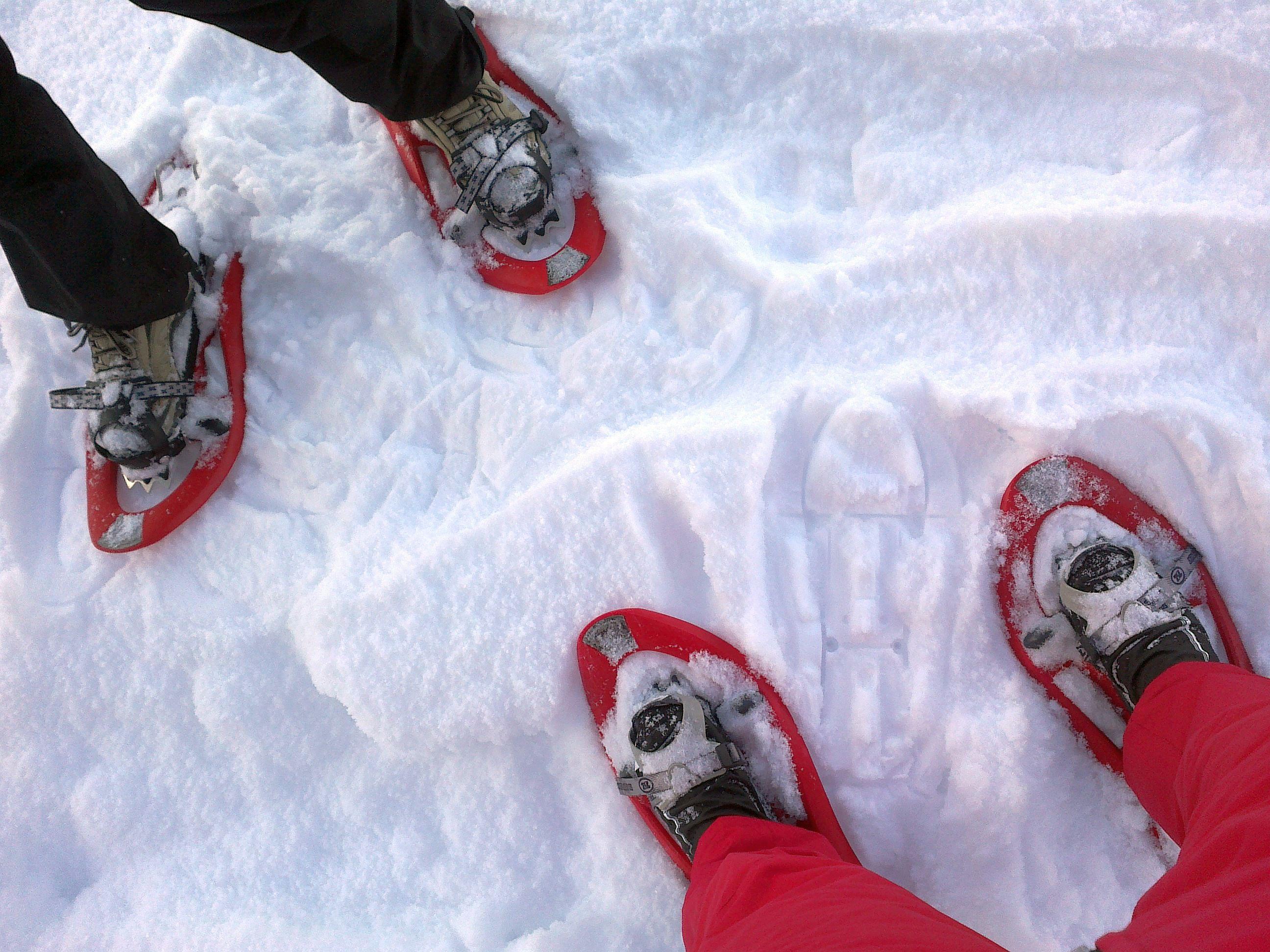 snow rackets_les charbonnieres (5)