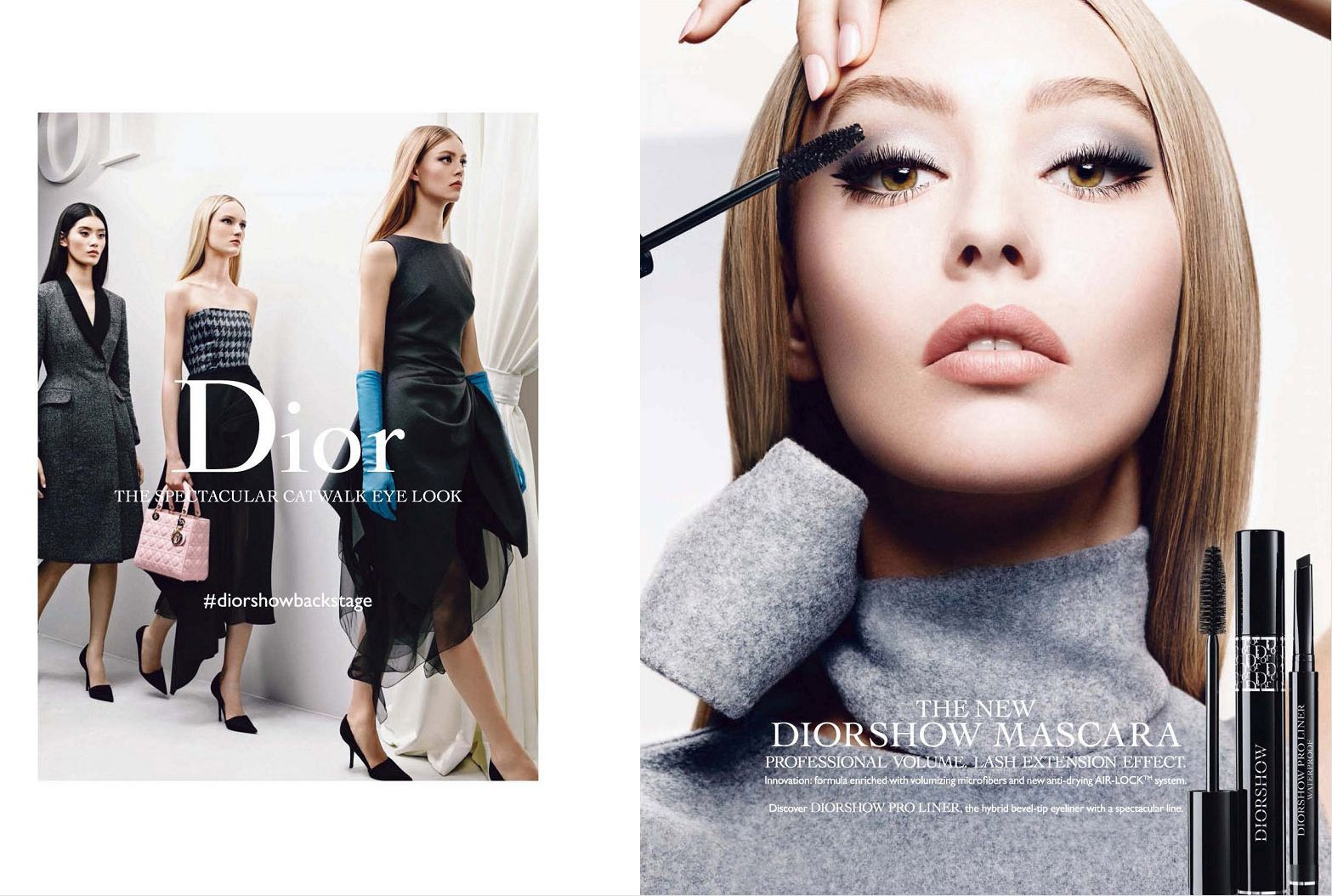 Dior-show-beauty-Ondria-Hardin-ad-fall-2015-2