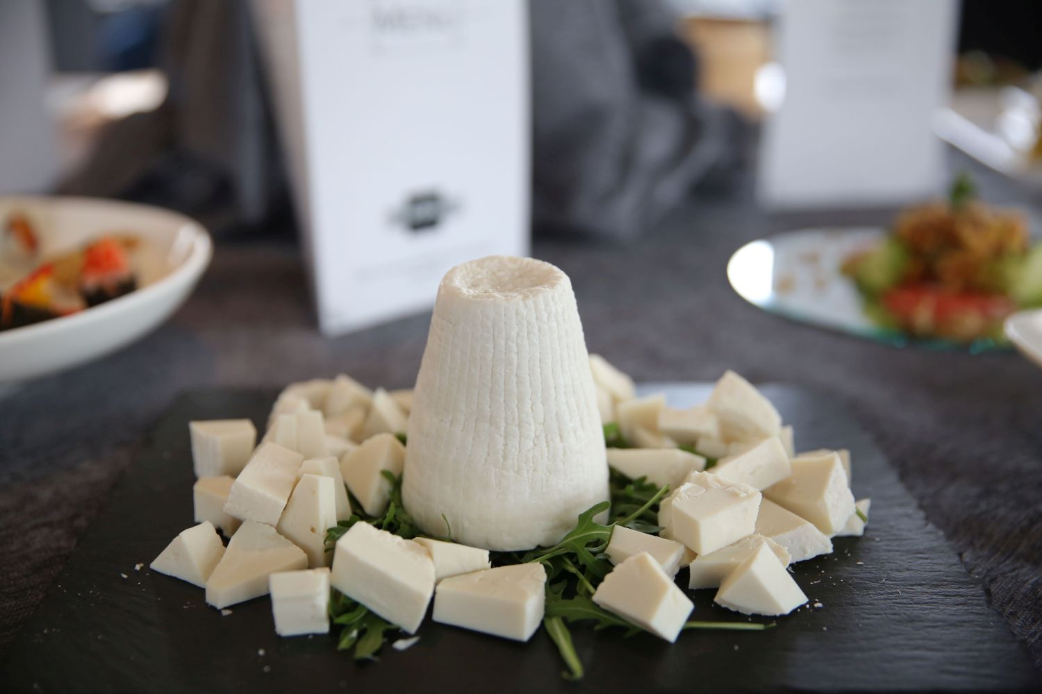 Delicioasa Ricotta made by SOFA World Cuisine