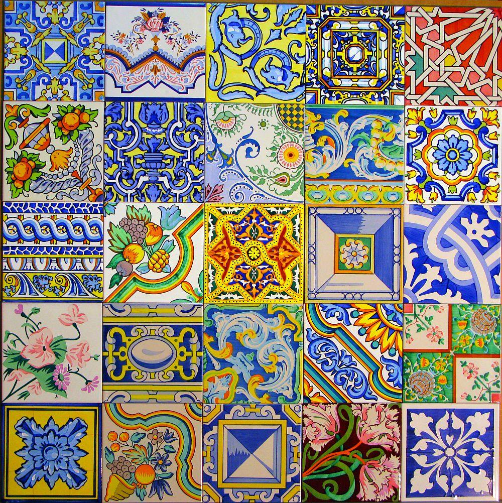 Preferata mea: Azulejos Restaurados / Gresie Restaurata