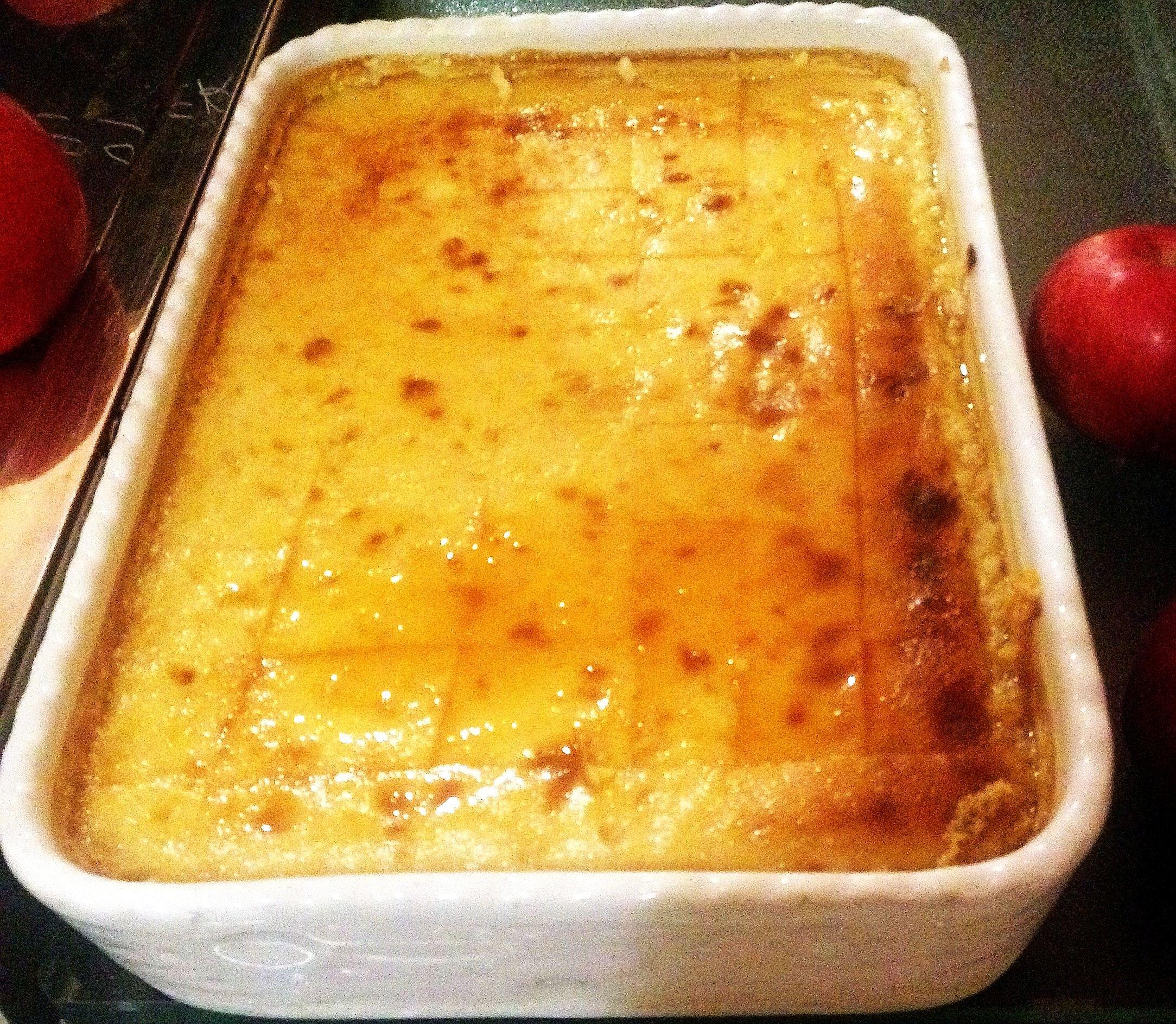 Crème brûlée, preferata mea