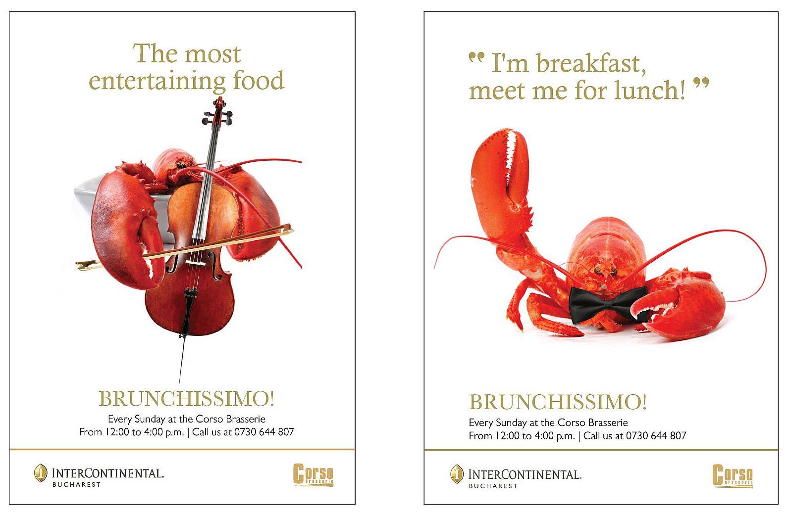 Mister Lobster, personajul simpatic si cosmopolit creat si declinat smart de echipa Eikon Seven http://www.eikon7.com/