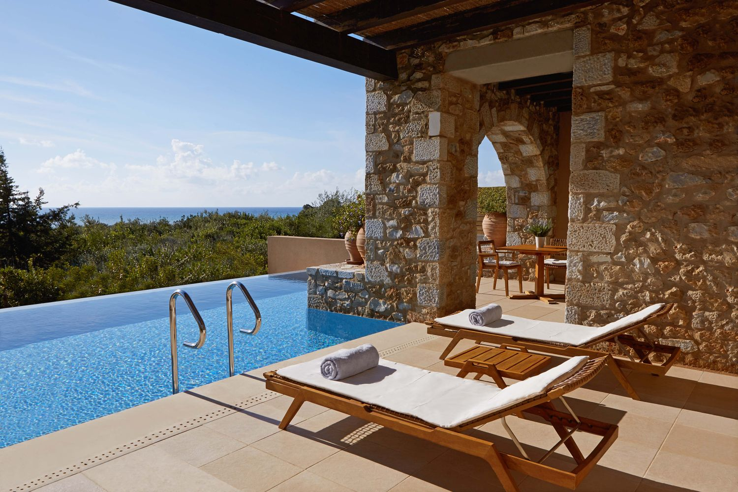A journey of wellbeing anazoe spa at costa navarino spa for Design hotels griechenland